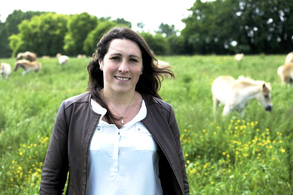 Stéphanie Cosnet, portrait d'une éleveuse Equiquantics